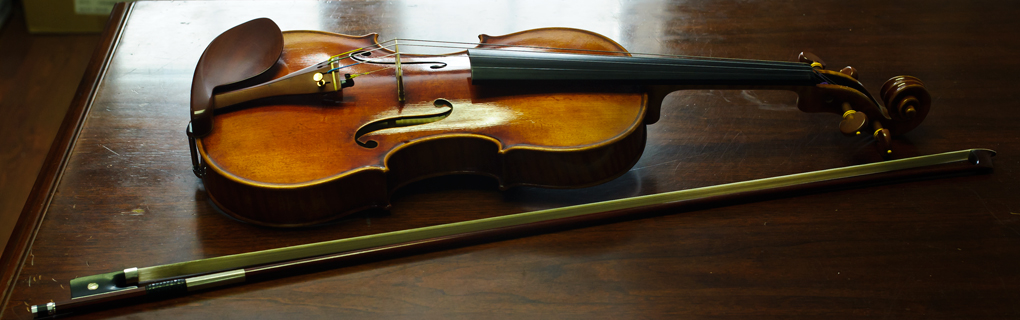 Violin family instruments: Sales, Rentals and Repairs.